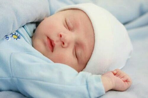 Como dormir a un bebe rápidamente