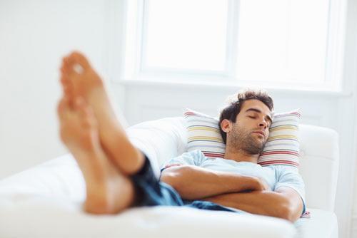 Cómo quedarse dormido rápido