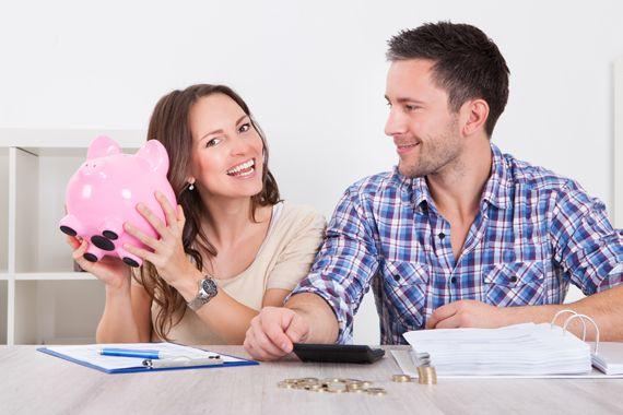 ¿Cómo ahorrar dinero en casa?