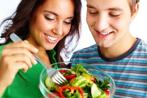 ¿Cómo comer saludable para bajar de peso?