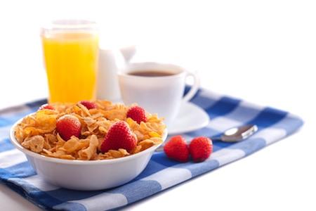 Ejemplo de desayuno saludable