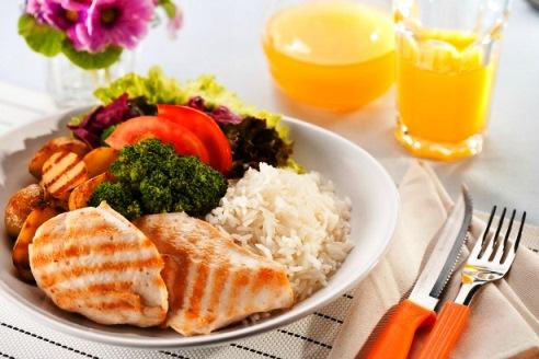 ¿Qué es comer saludable?