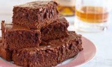 Cómo preparar brownies de postre