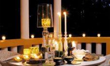¿Cómo decorar con velas?