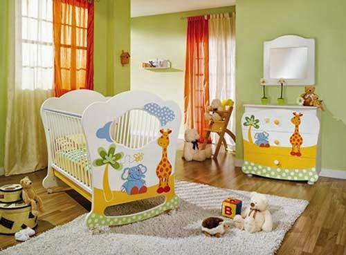 Cmo decorar el cuarto de mi beb Vivir mejor