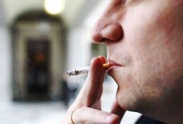 Fumamos um hábito