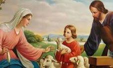 ¿Qué es la sagrada familia?