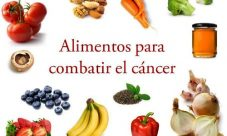 Alimentos para prevenir el cáncer