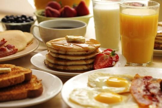 ¿Cuál es la comida principal del día?