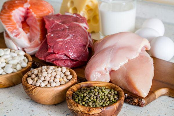 Alimentos ricos en queratina