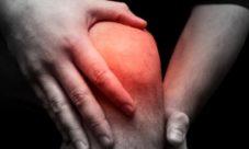 Cómo reducir la inflamación en hombros y rodillas