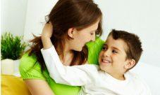 ¿Cómo educar hijos varones?