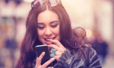 Cómo enamorar a una mujer con mensajes de texto