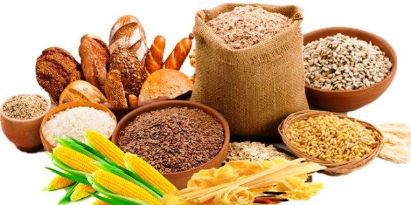 Alimentos que contienen carbohidratos