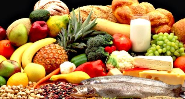 Alimentos que contienen yodo